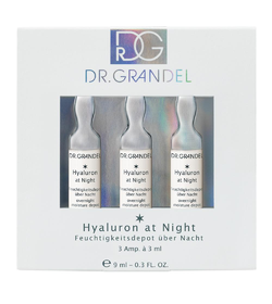 Hyaluron at Night