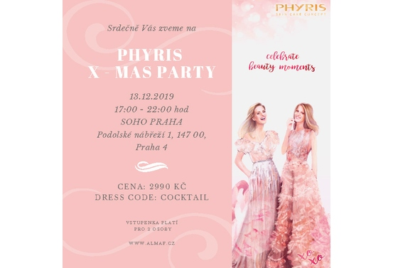 PHYRIS X-MAS PARTY